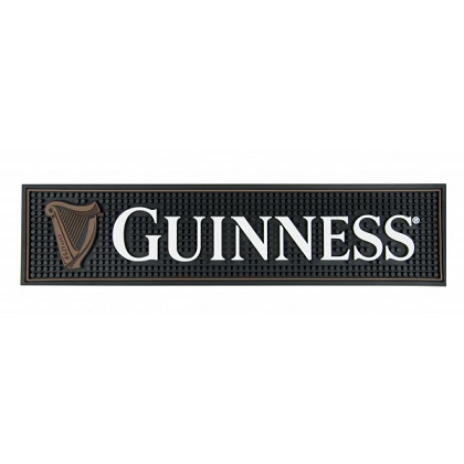 Guinness Harp PVC Bar Mat