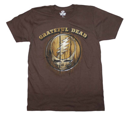 grateful dead dead brand t shirt. Black Bedroom Furniture Sets. Home Design Ideas