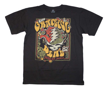 Grateful Dead Rasta Splash T-Shirt