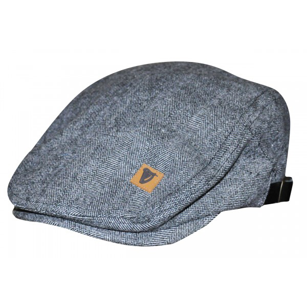 Guinness Classic Tweed Buckle Ivy Hat