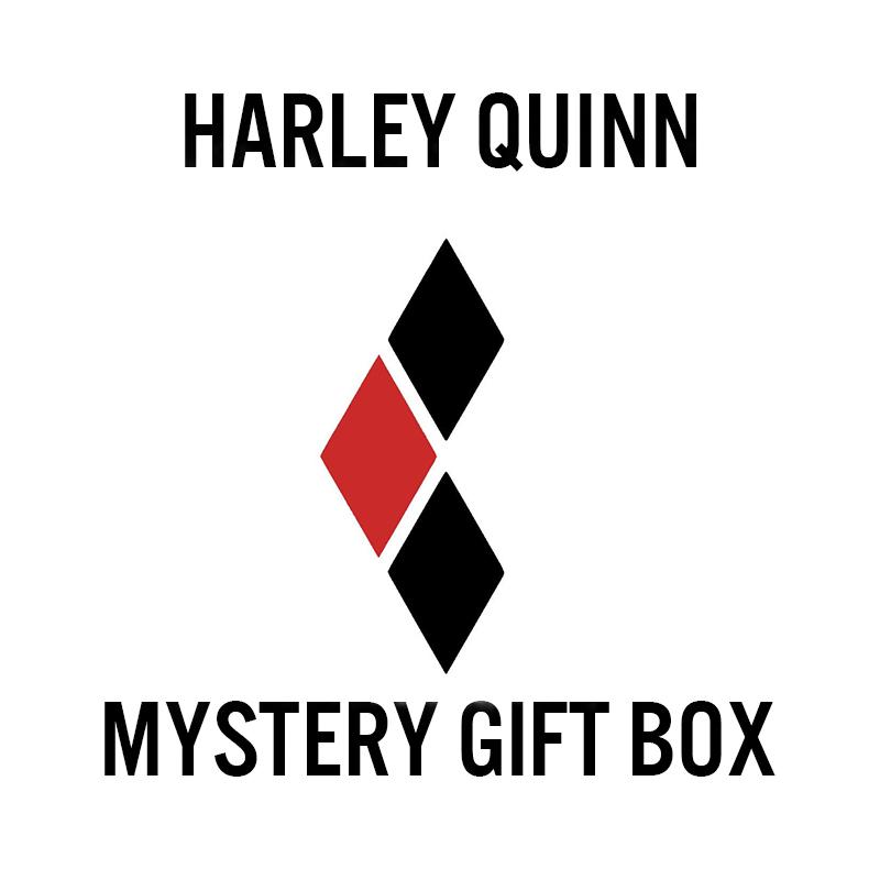 Harley Quinn Gift Box For A Woman