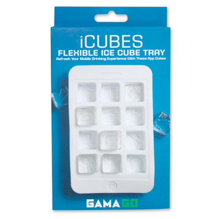 iCubes Apps Ice Cube Tray