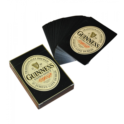 Guinness Extra Stout Label Playing Cards