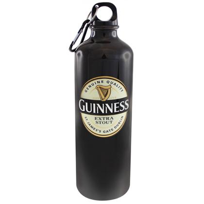 Guinness Label Water Bottle