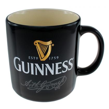 Guinness Signature Black Mug