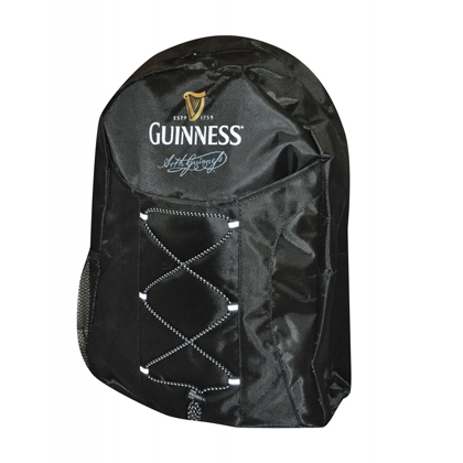 Guinness Livery Rucksack Backpack