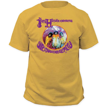 Jimi Hendrix Are You Experienced? T-Shirt