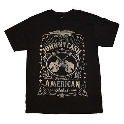 Johnny Cash Black Label T-Shirt