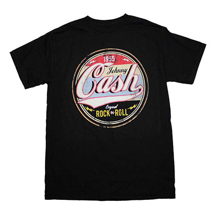 Johnny Cash Original Rock and Roll T-Shirt