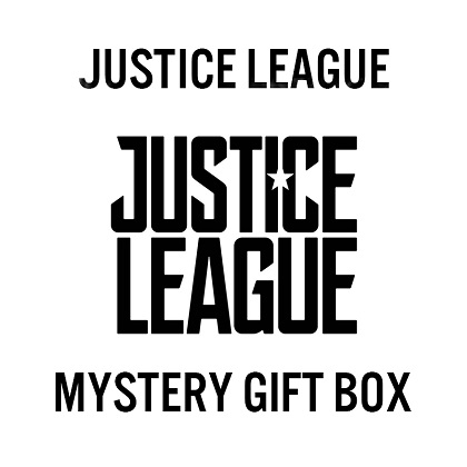 Justice League Gift Box For A Man