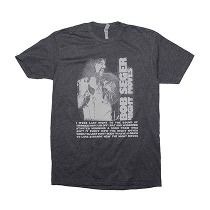 Bob Seger Night Moves T-Shirt