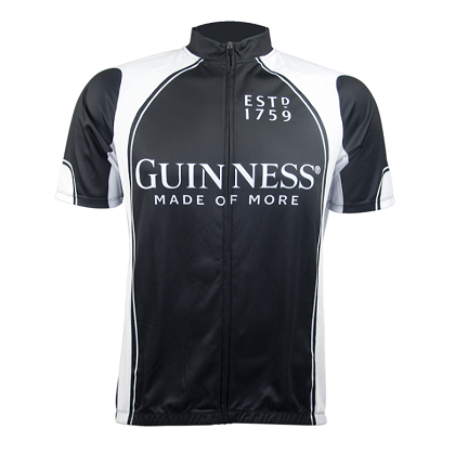 95857810e Guinness Made of More Cycling Jersey
