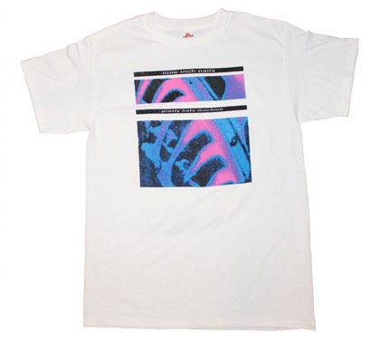 Nine Inch Nails Pretty Hate Machine Simple T-Shirt