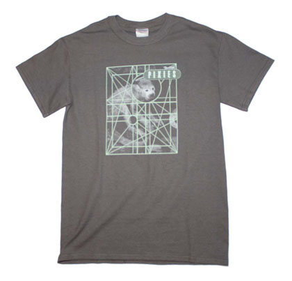 Pixies Monkey Grid T-Shirt