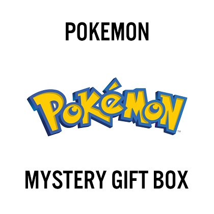 Pokemon Gift Box For A Man