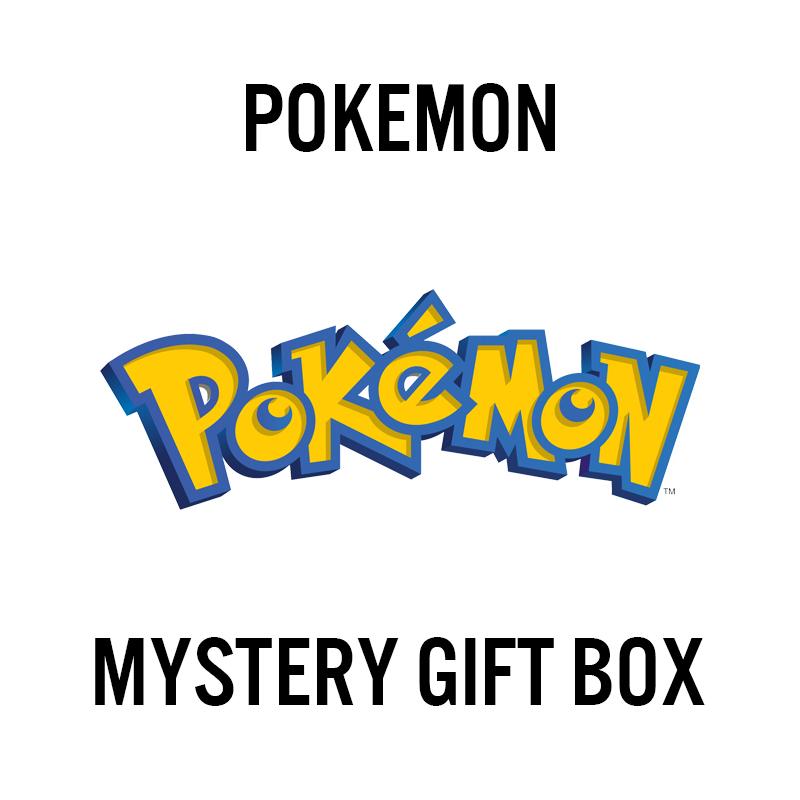 Pokemon Gift Box For A Man