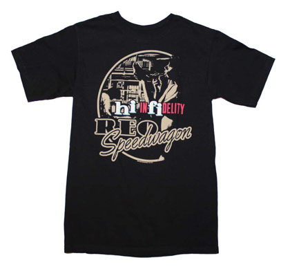 REO Speedwagon Hi Infidelity T-Shirt