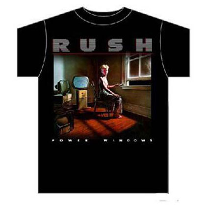 RUSH Power Windows T-Shirt