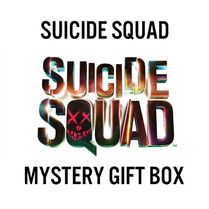 Suicide Squad Gift Box For A Man