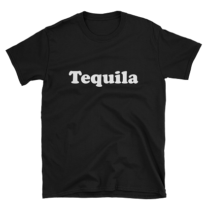 Tequila His and Hers Costume Tshirt