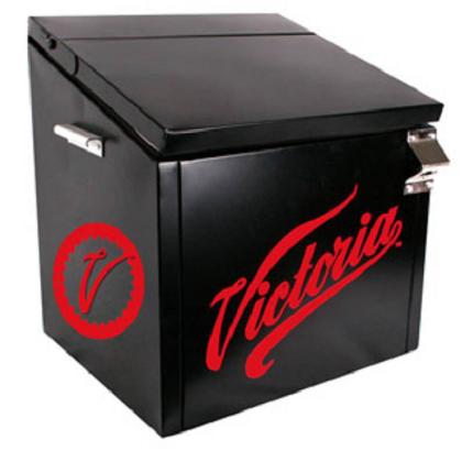 Victoria Beer 24 Bottle Metal Cooler